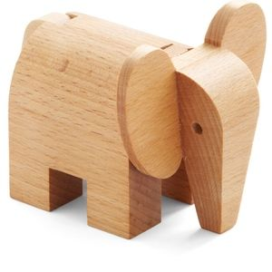 Modcloth Karl Zahn Areaware Wood Puzzle Elephant